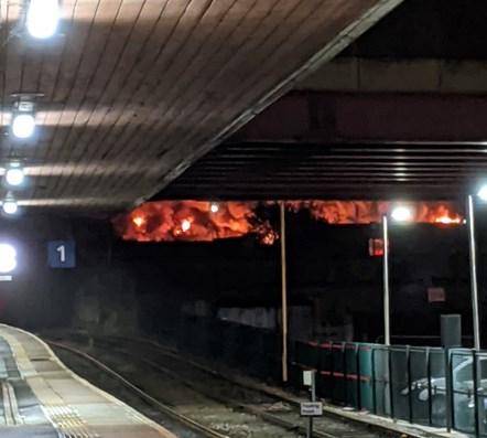 Bradford fire 1