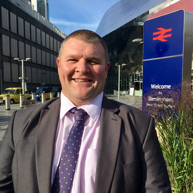 Dave Penney, Central route director designate