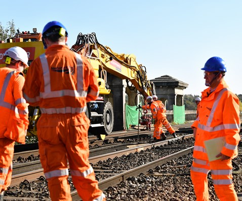 Brighton Mainline Upgrade Ouse Valley Oct 10  (23)