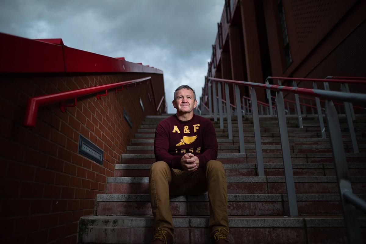 Peter Owens Talk Liverpool PTSD case study winter issue 2020 (1): Peter Owens, Hillsborough disaster survivor