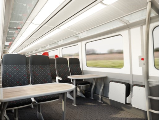 Class 175 Refresh artist's impression