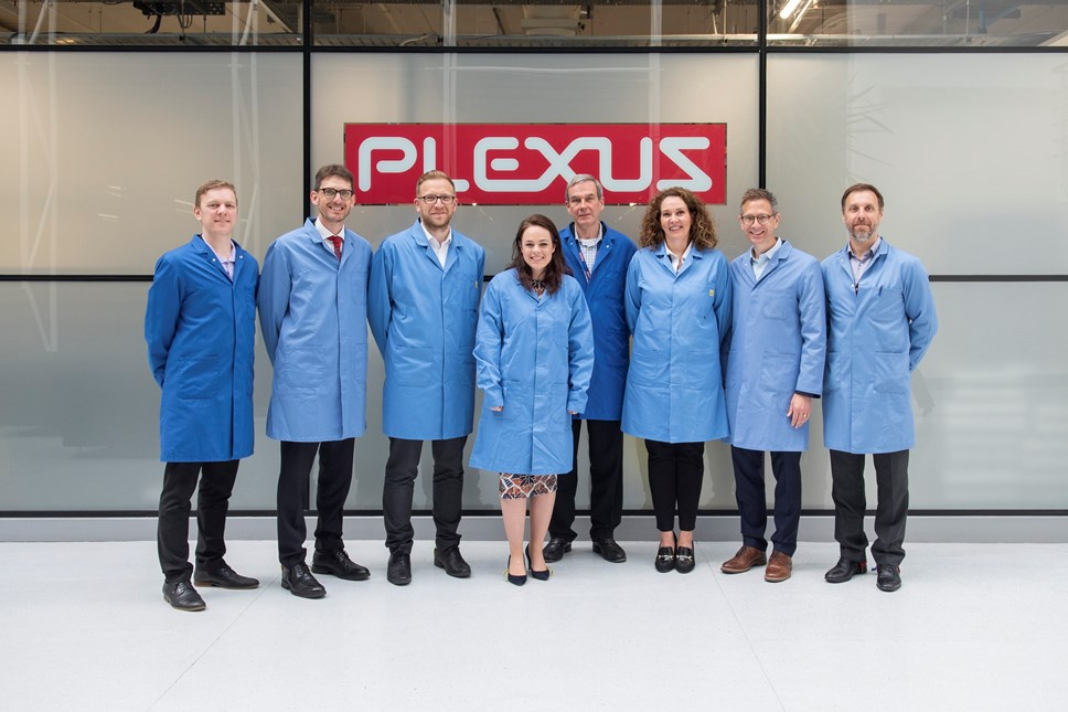 Plexus' investment in Livingston engineering and new product introduction facility: PLXS Investment Event Spring 2019 4