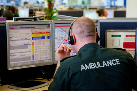 High emergency call volume on Hogmanay: AboutUs