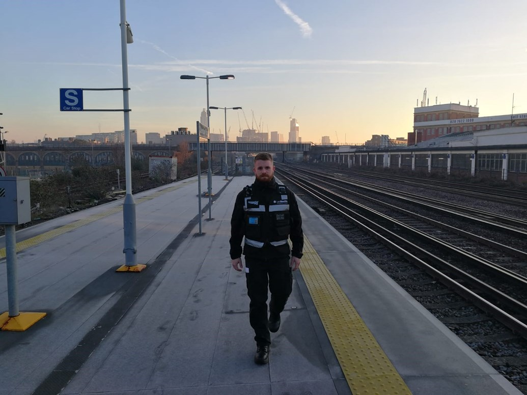 Network Rail working with Land Sheriffs to tackle incidents responsible for 5,000 hours of passenger delays in the last year: Land Sheriffs Wessex 2