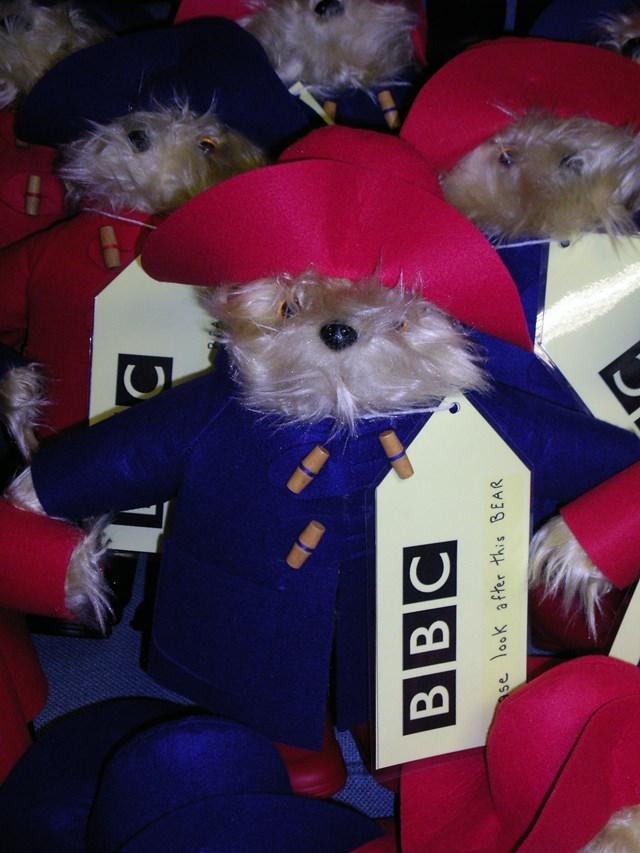 Paddington Bear: Paddington Bear toy placed at 50 stations to celebrate his 50th birthday
