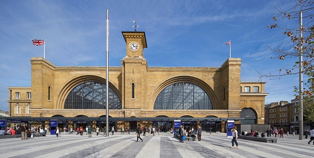 Story of Network Rail's historic King's Cross railway station told in new Channel 5 documentary: Kings Cross Square