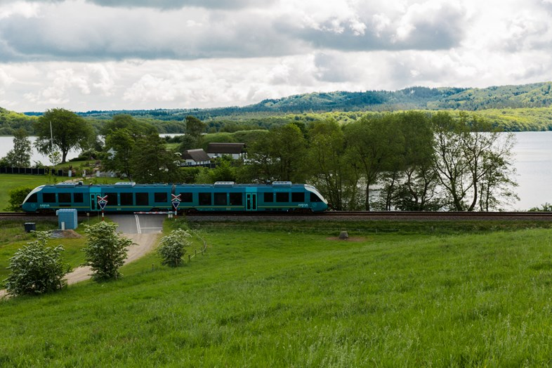 Arriva wins major rail tender in Denmark: Arriva Denmark, Jutland