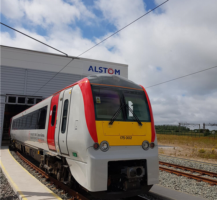 Class 175 at Alstom