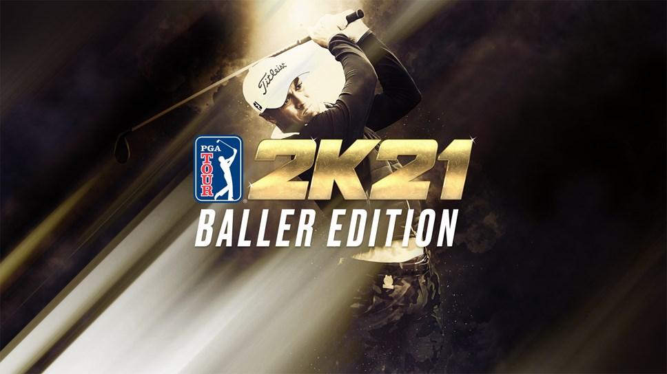 2K PGA TOUR 2K21 Edition Baller Key art-2