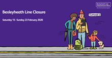 Bexleyheath Line Closure image