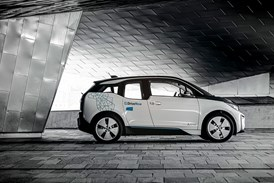 Arriva Denmark's shared car scheme, DriveNow, reaches 100k customers: DriveNow Denmark