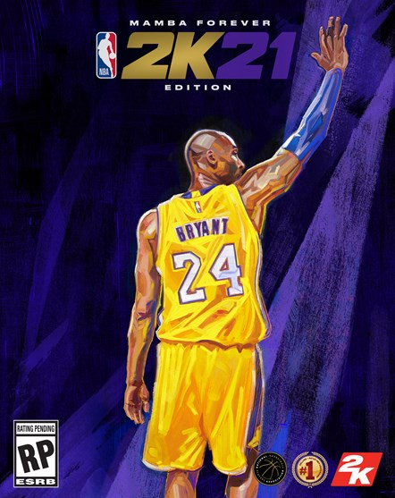 NBA 2K21 Mamba Forever Edition - Next-Gen Cover