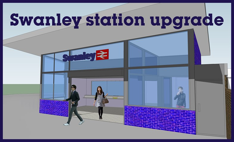 A New Look Station for Swanley: Hero image