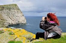 Noss-D0033: Noss NNR, Shetland (C) SNH/Lorne Gill