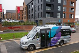 ArrivaClick launches in Kent with new on-demand public transport service: ArrivaClick Ebbsfleet