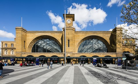 Final episode of Inside King's Cross, The Railway airs tonight