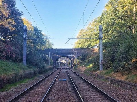 Gospel Oak to Barking structures and wires