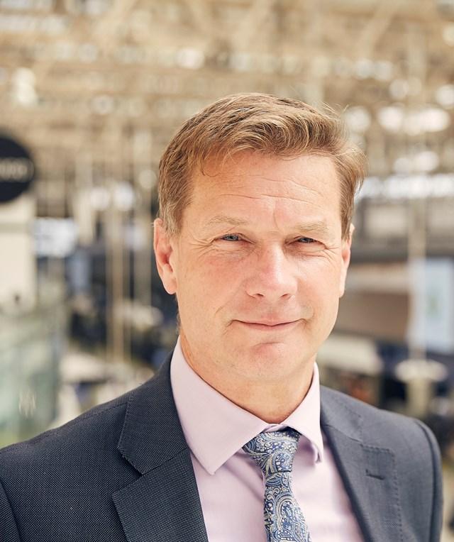 John Halsall, Managing Director, Southern region