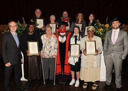 Mayor's Civic Award winners 2020
