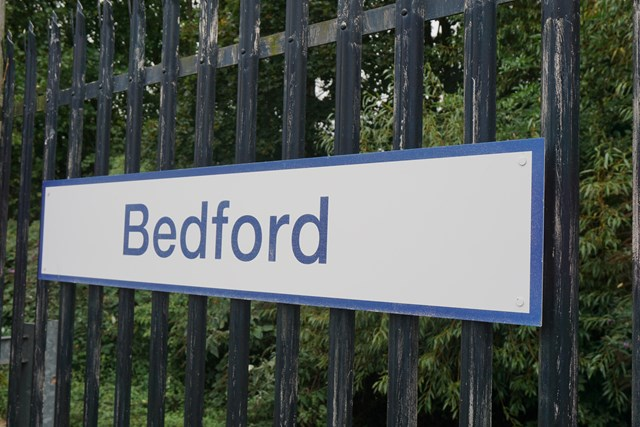 Network Rail begins work to improve accessibility at Bedford railway station: Bedford-2