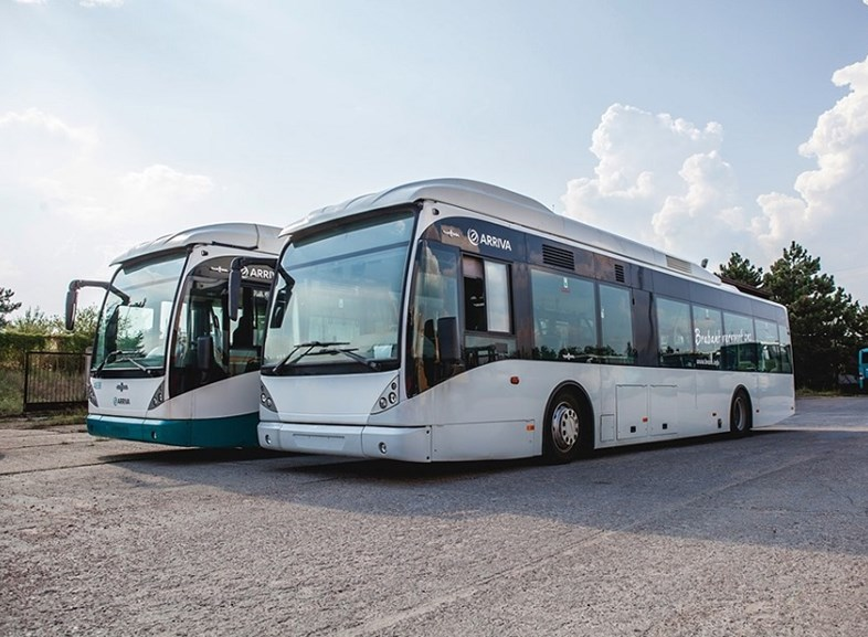 Arriva commences two new bus contracts in Poland: Buses in Oborniki