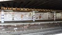 New mural takes pride of place at Tunbridge Wells station: Tunbridge Wells Mural 16