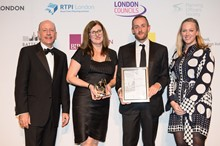 Team receives Mayors Award for Planning Excellence, King's Cross