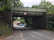 Pembroke Road Railway Bridge