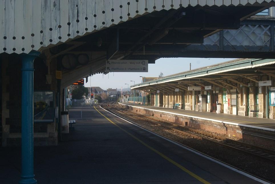 Llanelli station