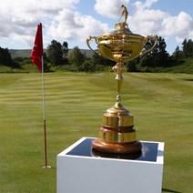 Rural Network Upgrade for Ryder Cup: Ryder Cup Trophy