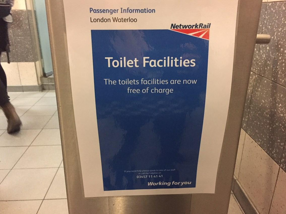 Waterloo free toilets 2