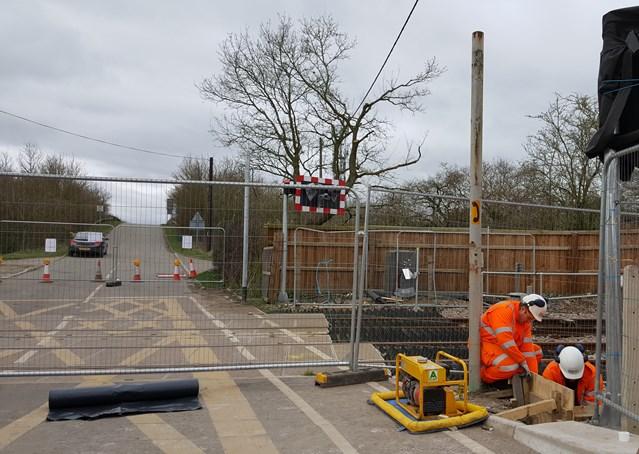 Final phase of major Wrexham to Chester rail enhancement project to begin: Final phase of major Wrexham to Chester rail enhancement project to begin (2)