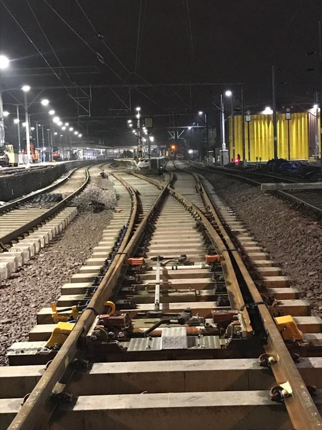 More reliable services around Clacton-on-Sea following 23-days of engineering work: Clacton completion