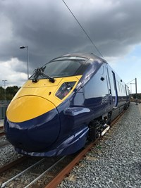 Southeastern's high speed train returns after lengthy recuperation: Highspeed