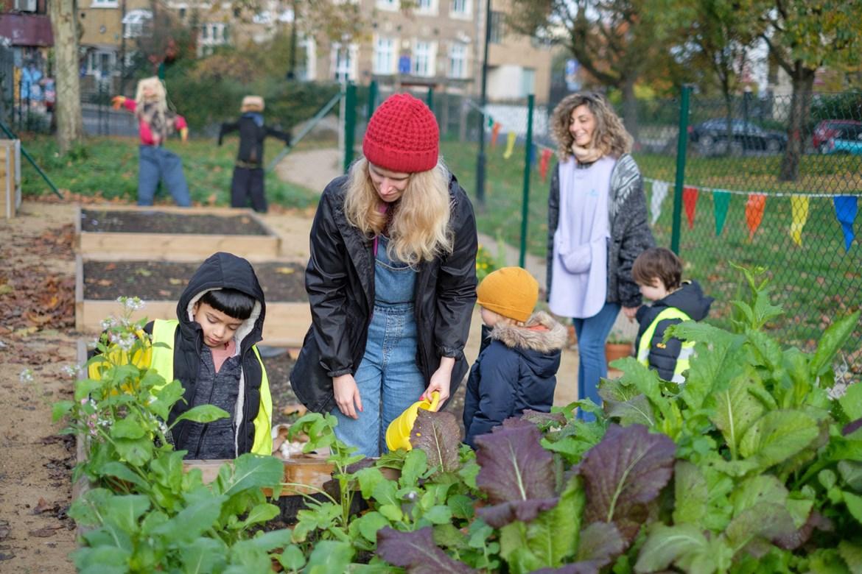 HS2 webinar promotes funding for local communities: Castlehaven Park November 2019