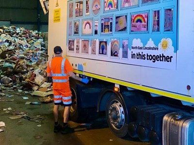 COVID-19: How the lockdown is affecting your bins and recycling boxes