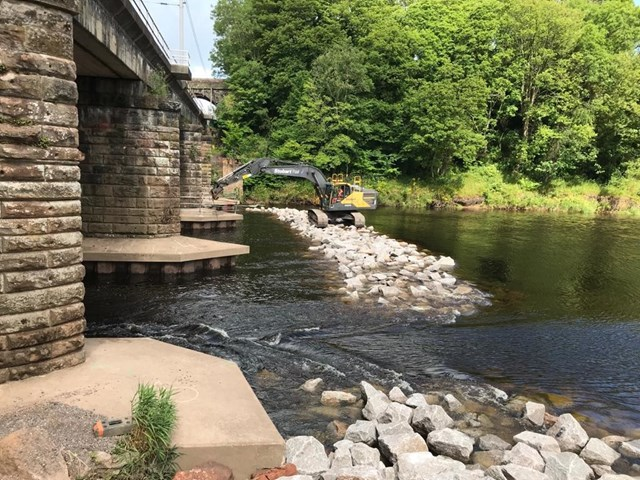 River Eden prep work Carlisle-2