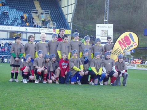 Wycombe Wanderers No Messin'! Kids01