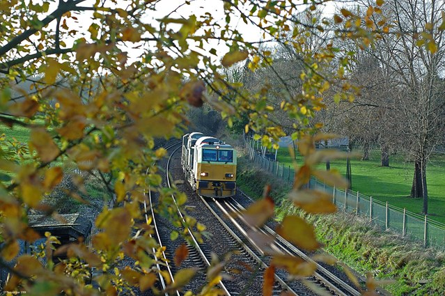 Network Rail announces £800m rail haulage and seasonal services contracts: Multipurpose vehicle for seasonal railway treatment