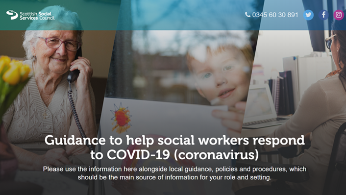 New resource to support social workers during COVID-19