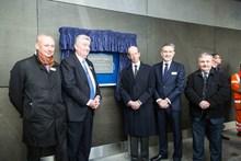 HRH The Duke of Kent officially opens Rochester station