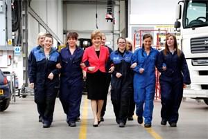 Extra 500 apprenticeship places: Extra 500 apprenticeship places