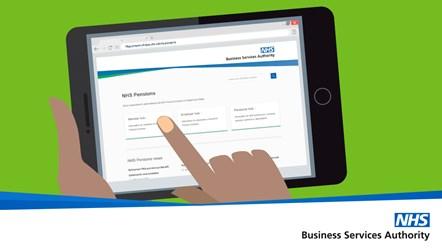 NHS Pensions - Member hub