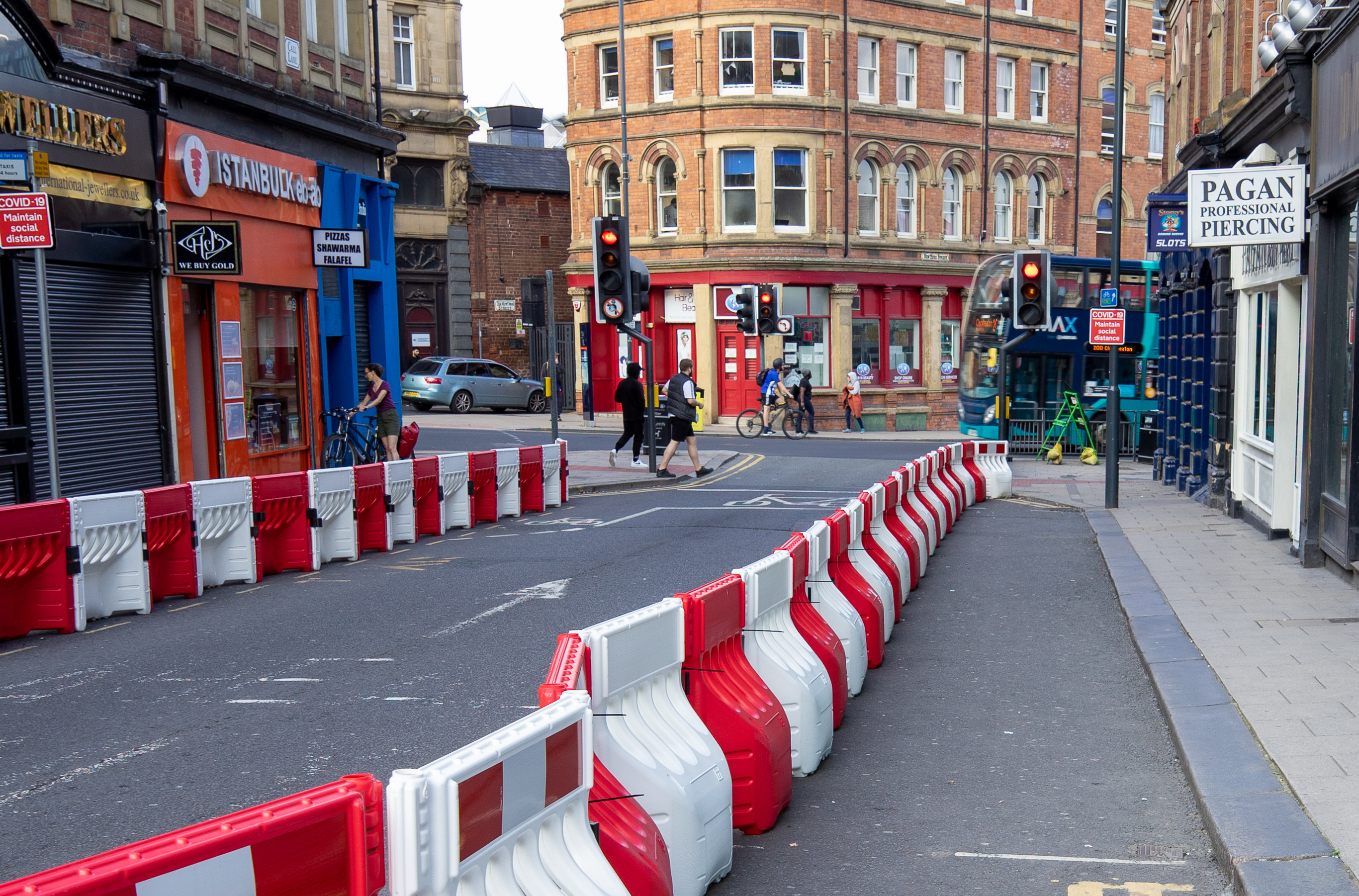 Consultation starts on next phase of emergency walking and cycling plans