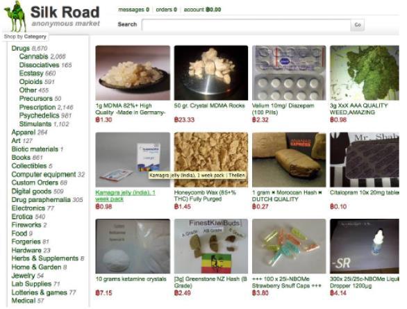 Dark web dealers ran £800,000 drug business as a university side-project