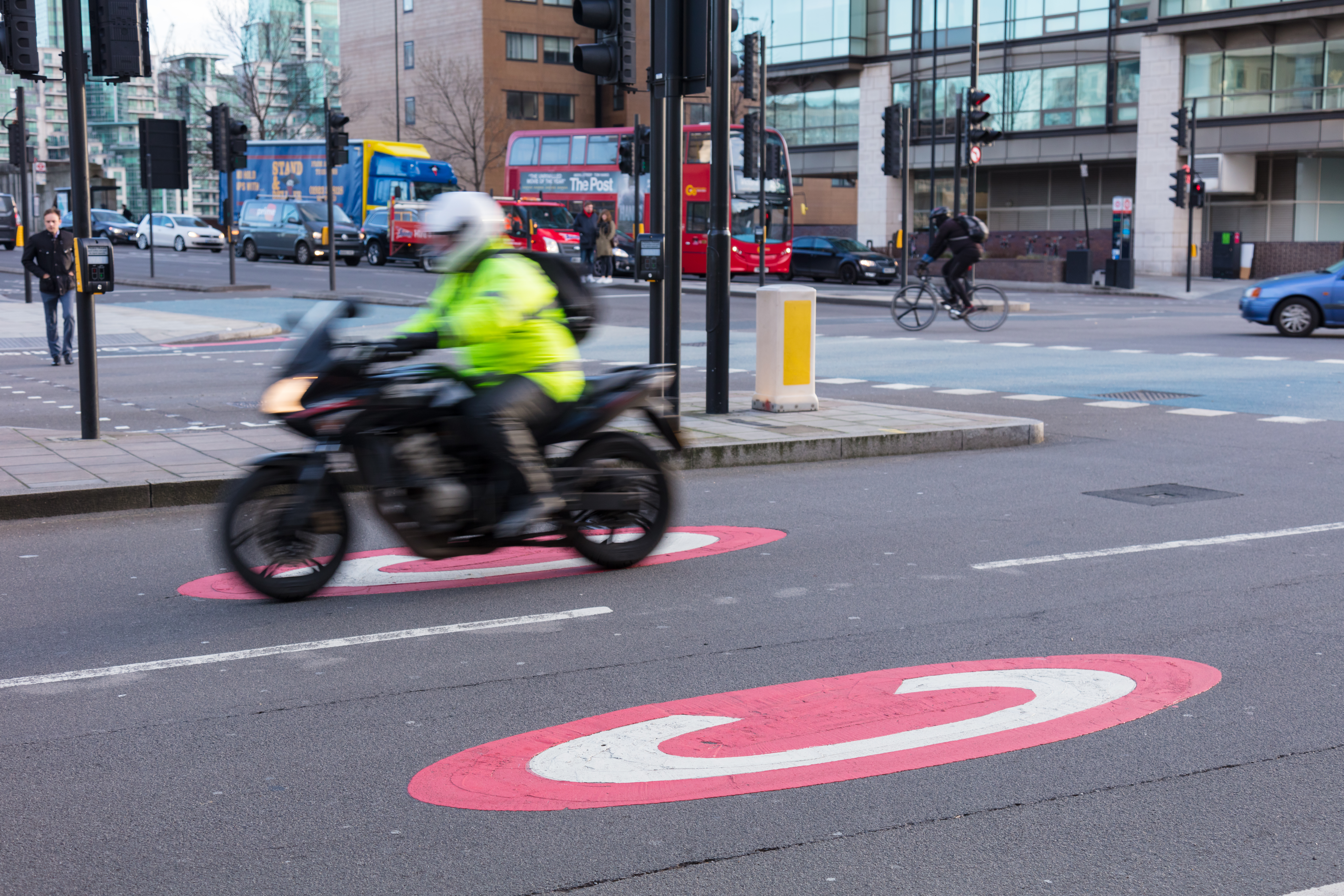 5976ddf1d8 Changes to the Congestion Charge