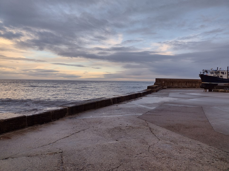 Lossie harbour