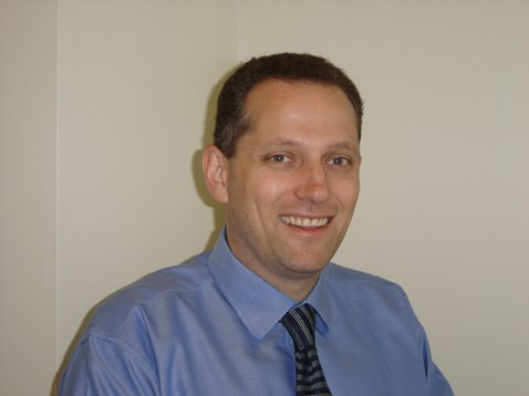 Group Finance Director, Patrick Butcher