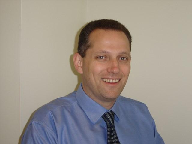 Group Finance Director, Patrick Butcher