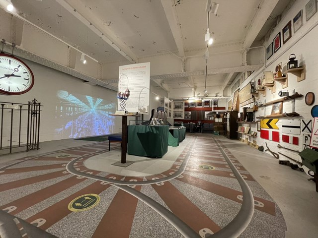 Central station tours reopen with Glasgow School of Art onboard: Central museum 1